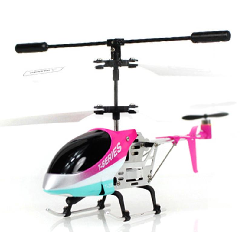 美嘉欣t38金属耐摔陀螺仪 遥控飞机 遥控直升飞机模型送usb线