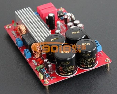 发烧音响 发烧电路 功放板 ta2022 ne5532含前置高保真发烧数字功放板