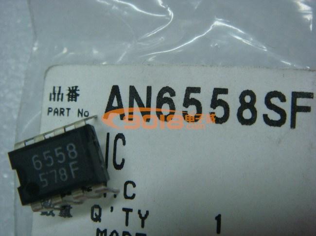 集成电路 系列ic an系列 全新原装集成块an6558  添加到收藏夹查看