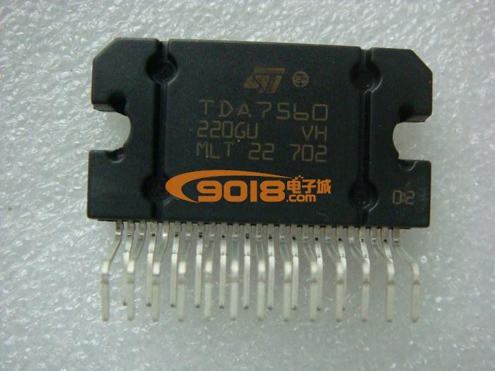 集成电路 系列ic tda系列 全新原装集成块tda7560