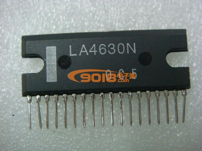 集成电路 系列ic la系列 全新原装集成块la4630n  添加到收藏夹查看