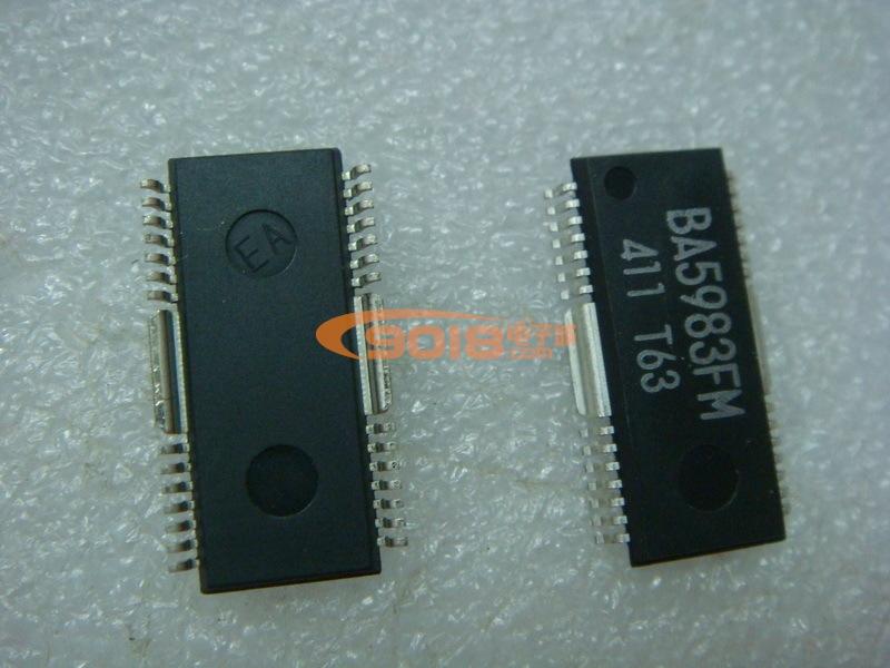 集成电路 系列ic ba系列 全新原装集成块 ba5983fm  添加到收藏夹查看