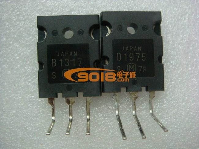 2sd424/2sb554功放电路图