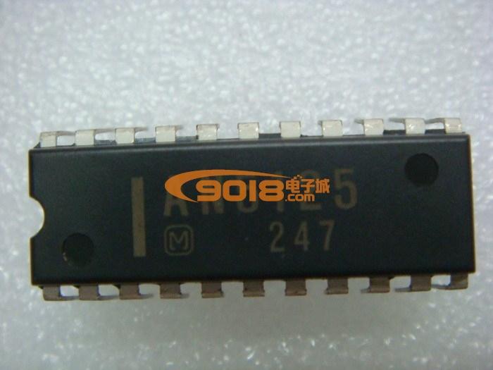 集成电路 系列ic an系列 全新原装集成块an5125