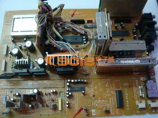 全新原装索尼电视机线路板fg441