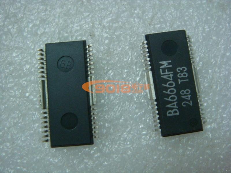 集成电路 系列ic ba系列 全新原装-集成块 ba6664fm