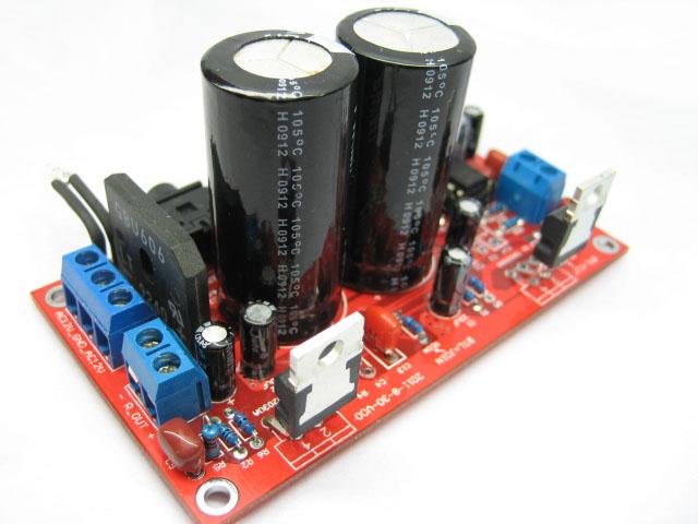 发烧音响 发烧电路 功放板 tda2030a功放板 ne5532前级 发烧 低音炮2.