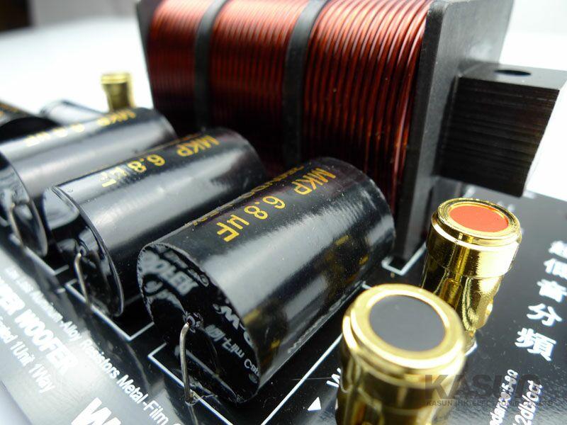 佳讯超低音分频器电路图