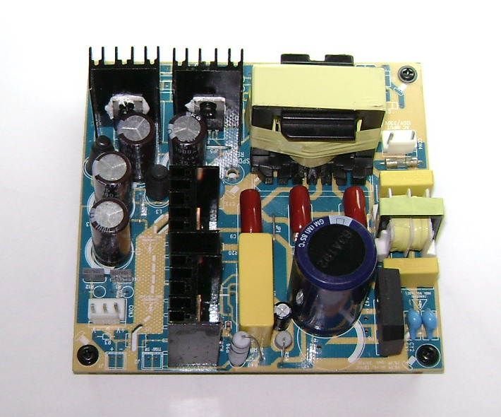 12v500w开关电源电路板