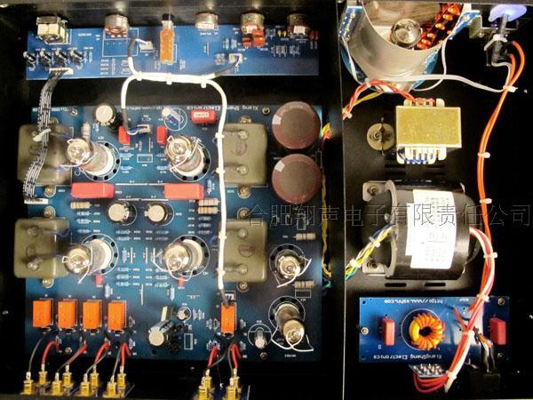 12at7电子管前级电路图