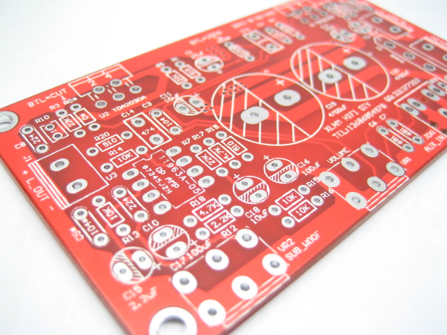 发烧音响 发烧电路 功放板 tda2030a功放板ne5532前级 发烧 低音炮2.