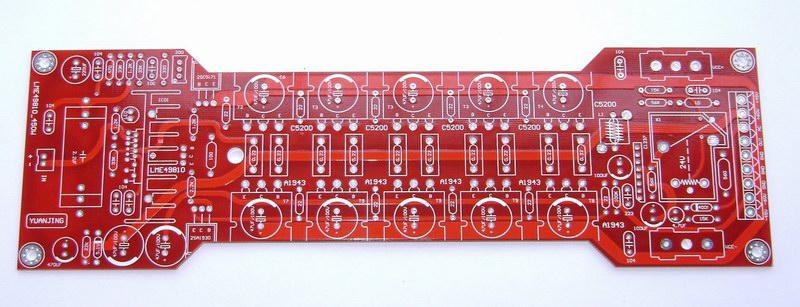 lme49810高保真发烧极品功放板