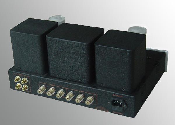 专业版信号输入,输出采用透明琥珀镀金防氧化接线柱,4欧,8欧选择.