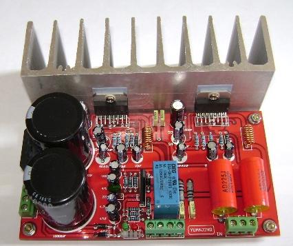 发烧电路 功放板 tda7294高保真发烧功放板 85w双声道 带喇叭保护