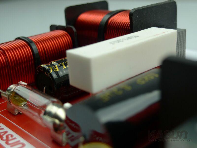 佳讯(kasun)lec-6012c专业双低音分频器