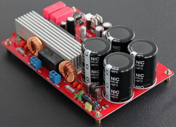 发烧音响 发烧电路 功放板 ta2022 ne5532高容量高保真发烧功放板