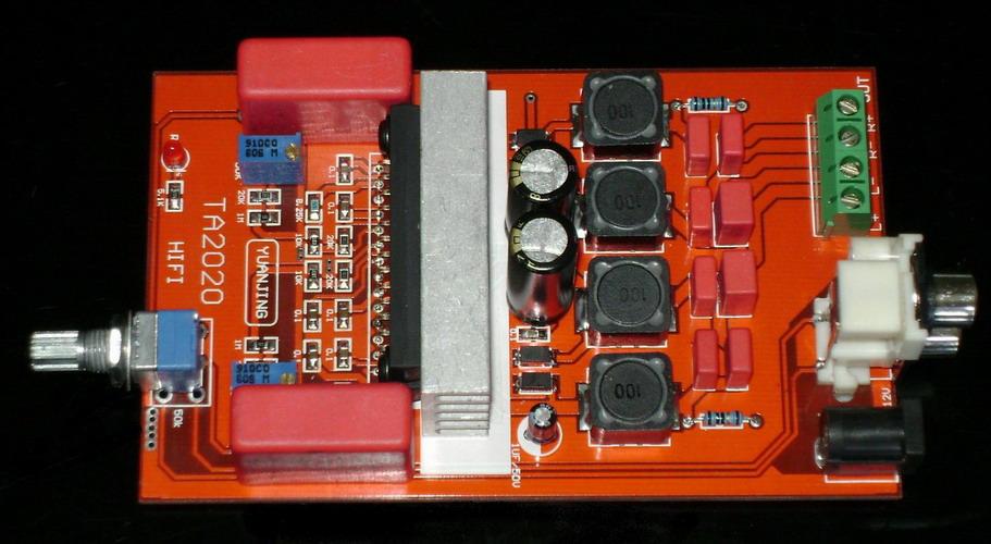 00 发烧ta2022大功率t类hifi数字功放板(f版)90w*2 市场价: 88.