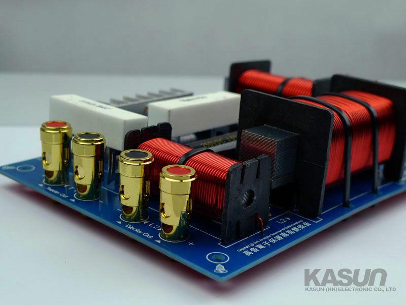 佳讯(kasun)nba-6000c专业双低音分频器