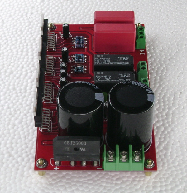 tda7294 btl高保真hifi发烧功放板 150w双声道(带btl喇叭保护)
