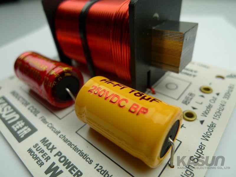 佳讯(kasun)w-901c超低音专用分频器