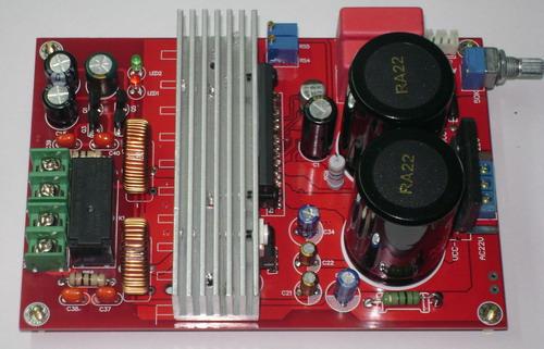 发烧音响 发烧电路 功放板 ta2022高保真hifi发烧功放板 成品板 90w双