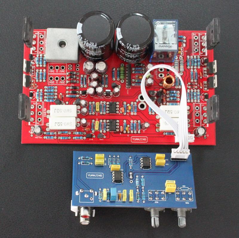 低音炮功放板 成品板 高清图片