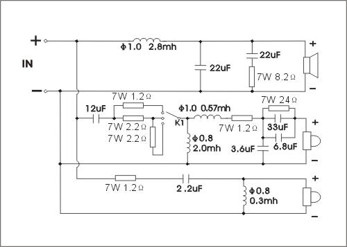 佳讯(kasun)us-385c三分频分频器