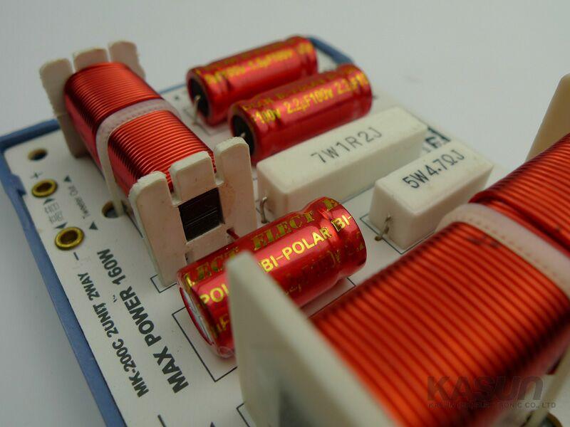 hi-fi发烧二分频分频器