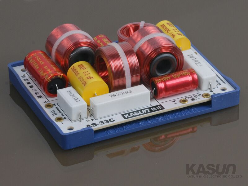 发烧音响 分频器 三分频系列