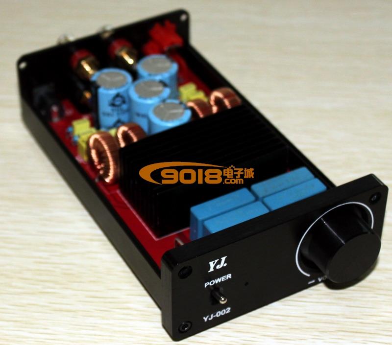 tda7498 100w双声道高保真d类数字功放机