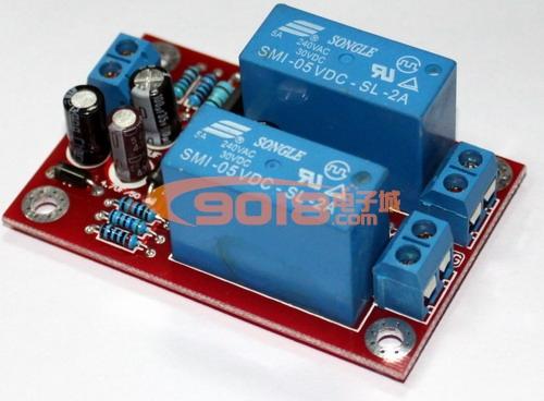 ac12v喇叭保护器 扬声器保护电路板