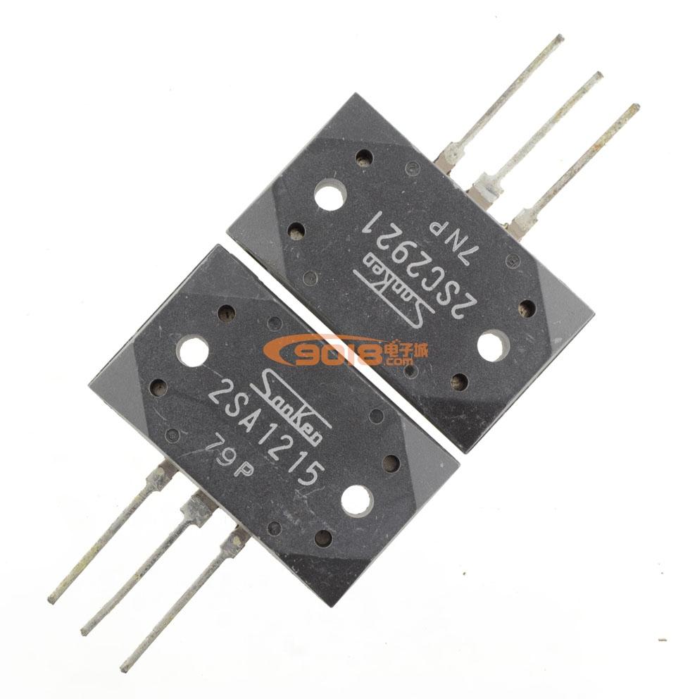 全新原装正品三肯大功率音频功放对管 2sa1215/2sc2921