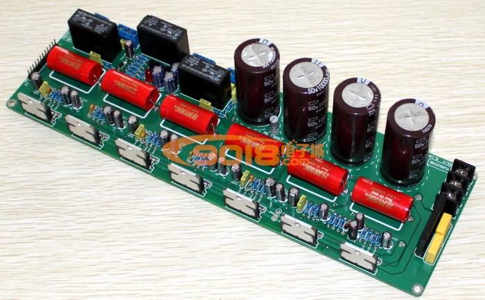 发烧音响 发烧电路 功放板 tda7293 5.