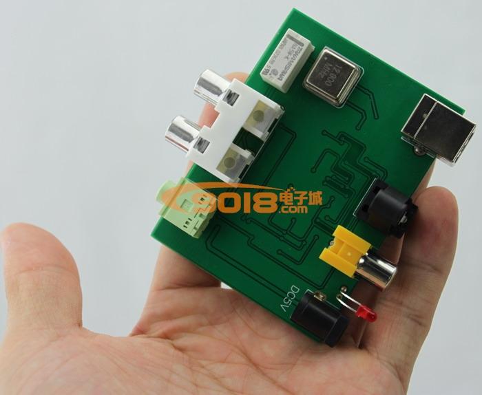 发烧音响 发烧电路 dac解码板 usb 光纤 同轴 三合一 dac数字解码板