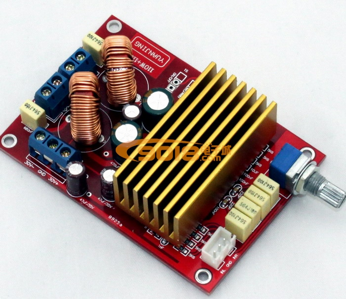 发烧电路 功放板