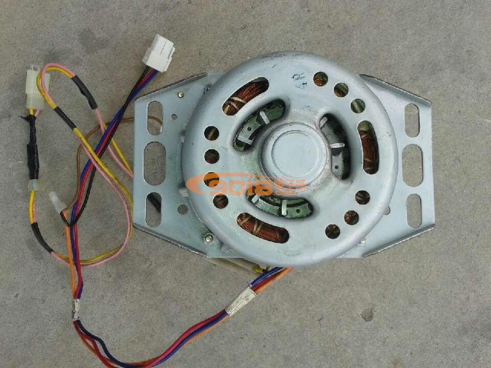 二手原装日立全自动洗衣机电机/马达 yxq-120 120w 5根线 拆机保用