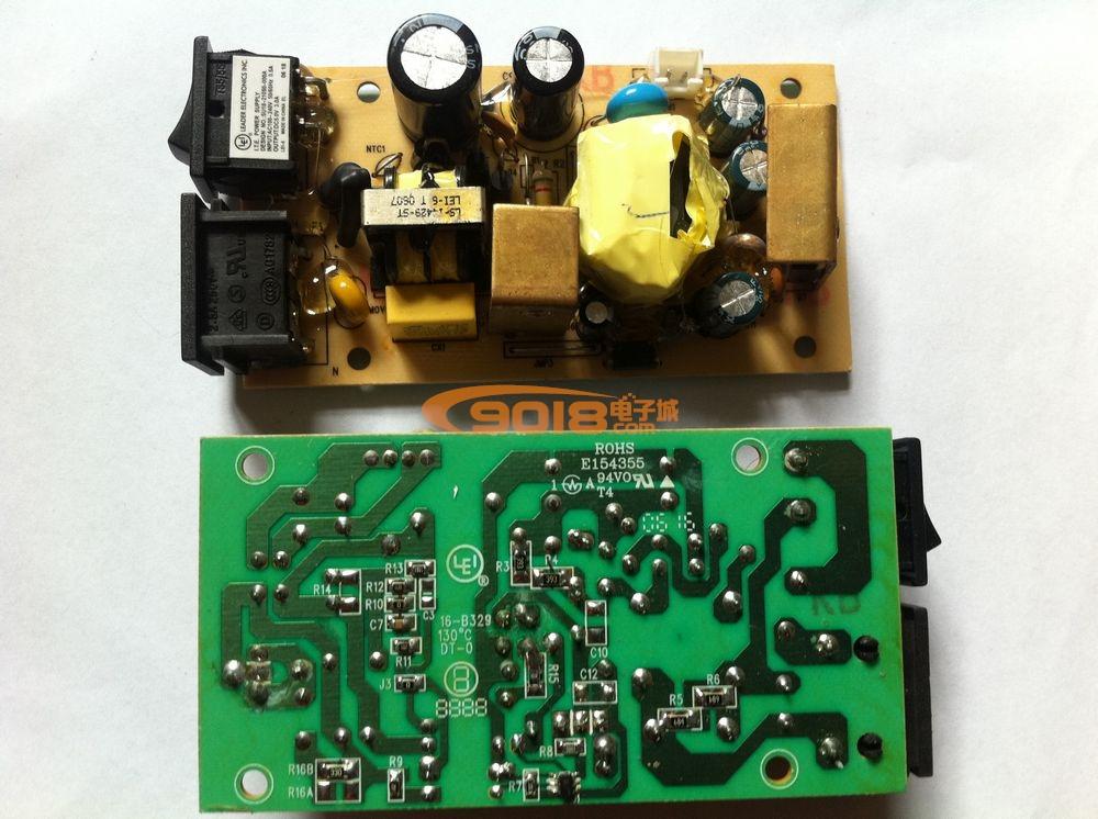 家电配件 电视机配件 电视机主板/线路板 全新原装 开关电源板 5v3a
