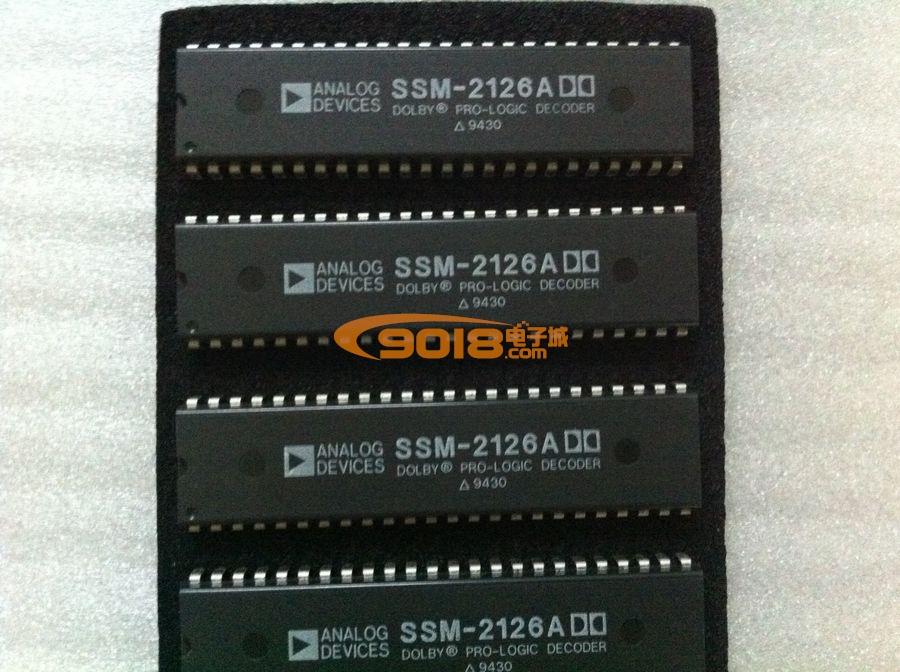 集成电路 系列ic 其它 全新原装ad集成块 ssm-2126a