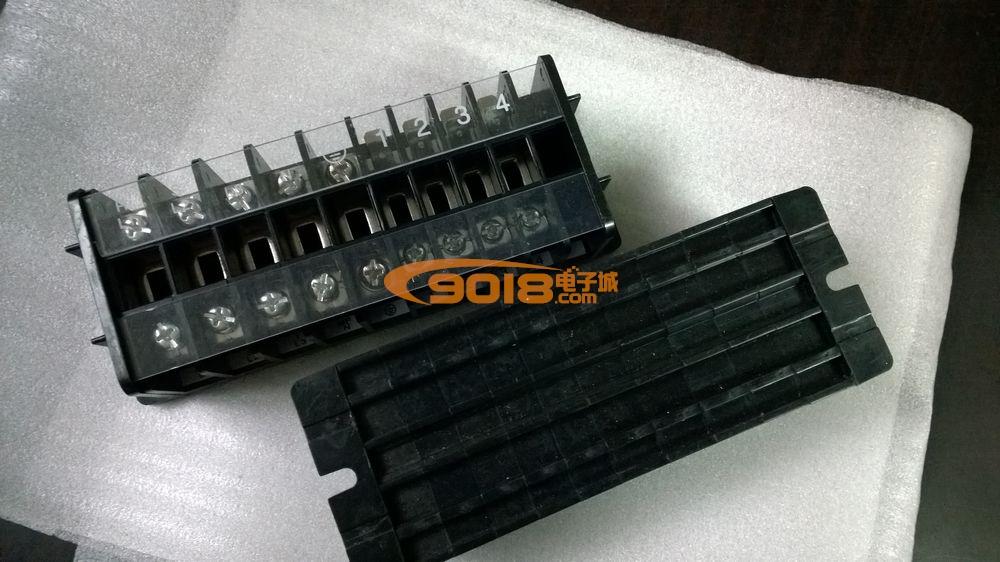 全新原装日立空调接线端子排18线9位jx009 600v 80a14mm平方