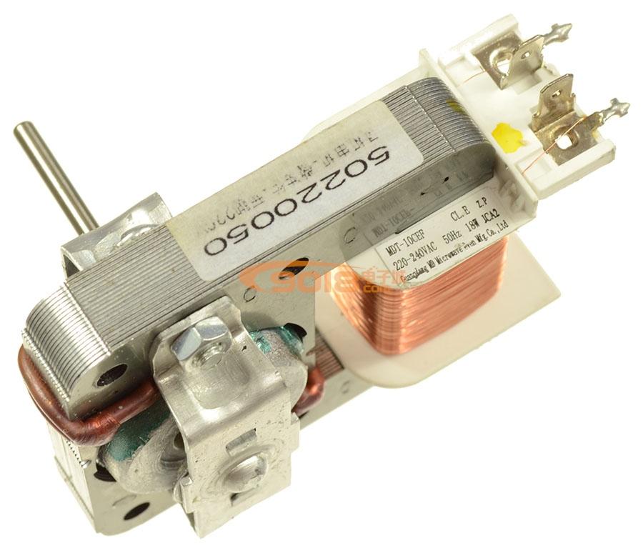 微波炉磁控管散热风扇