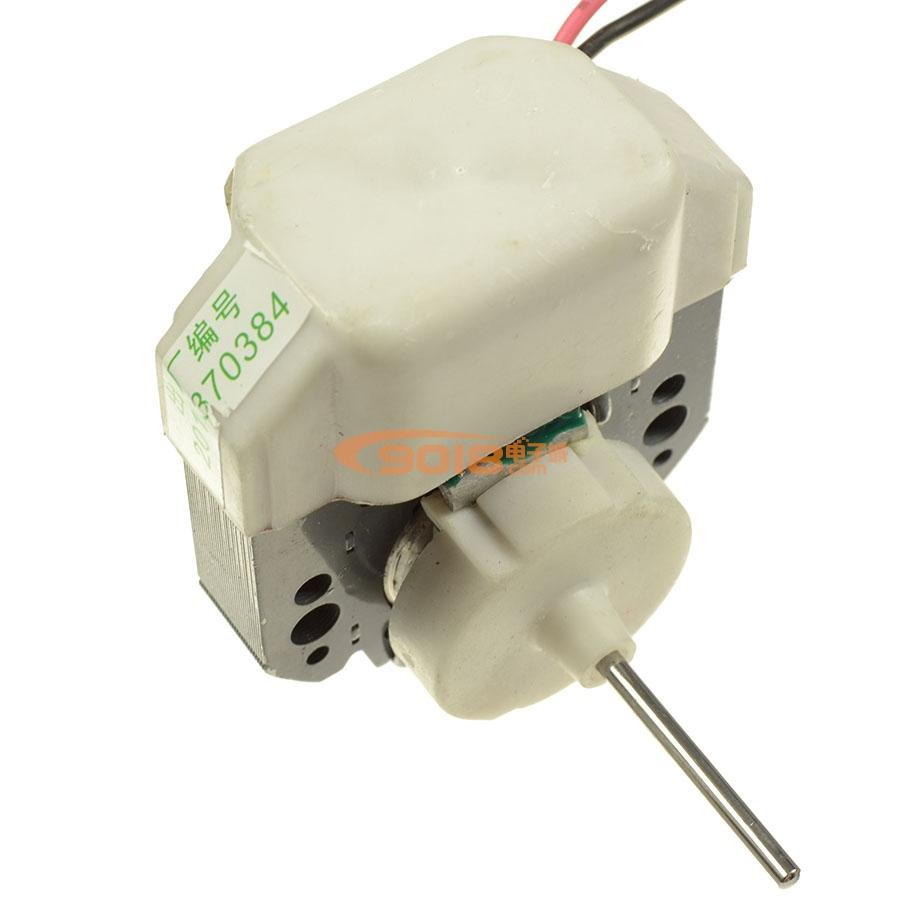 上菱冰箱风机/风扇电机/马达 yzf-1-6.5-r 型罩极电机