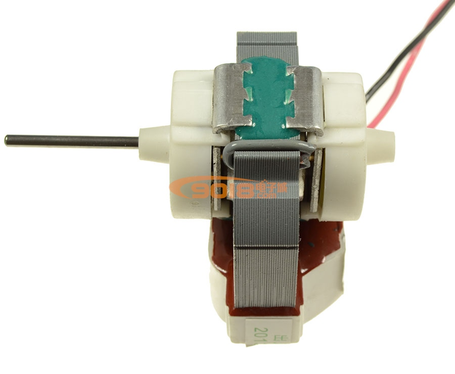 5-r型罩极电机】上菱冰箱风机/风扇电机