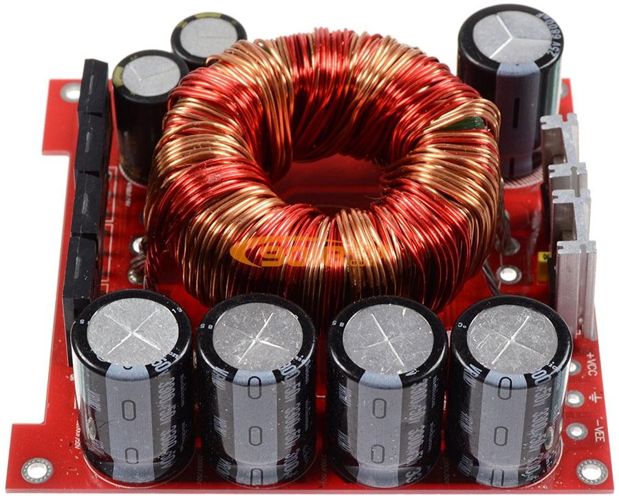 发烧音响 发烧电路 电源板 500w单直流dc12v转双直流dc±45v升压电源