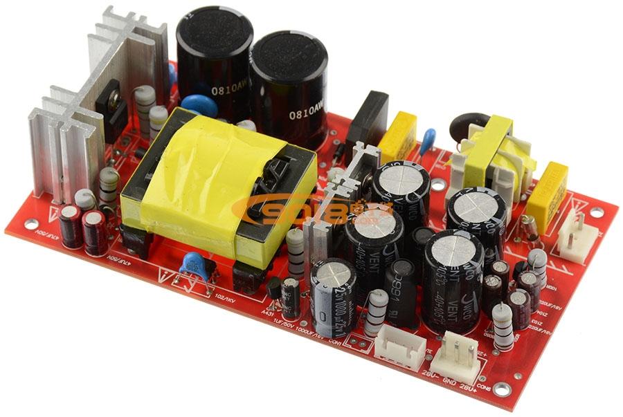 发烧电路 电源板
