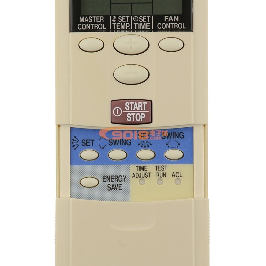 全新原厂原装FUJITSU/富士通大将军空调遥控器 AR-DL6 英文版 兼容AR-DL16