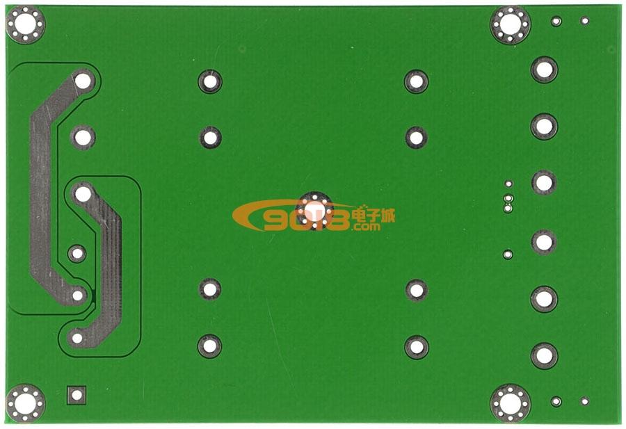 大功率正负双电源功放整流滤波电源板pcb空板 可配25a