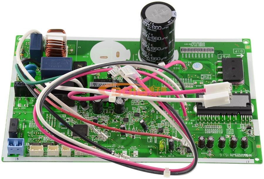 全新原装富士通将军asqa12lkc变频空调aoqr12lkc室外机主板/电脑板