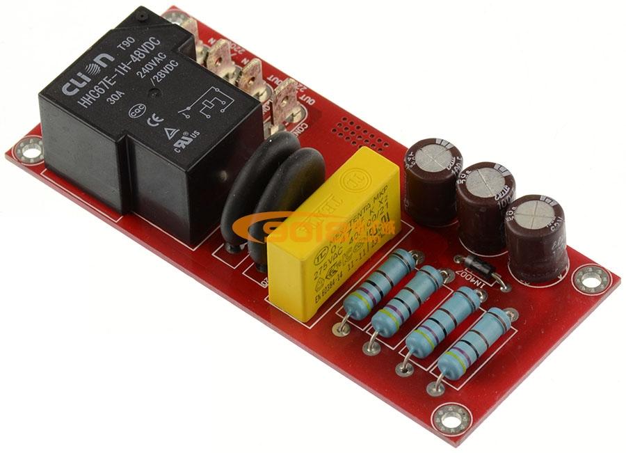 发烧音响 发烧电路 电源板 大功率功放电源缓冲板 环牛/环形/环型