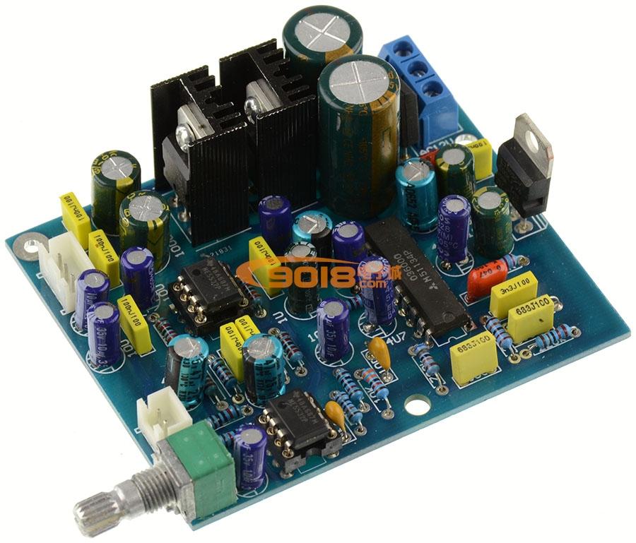 数字超重低音板 低通滤波激励器