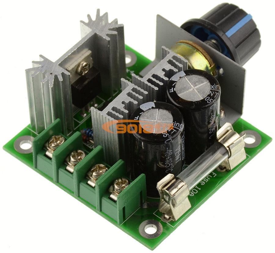 直流电机调速器/变速泵模块/pwm无级调速/调速开关